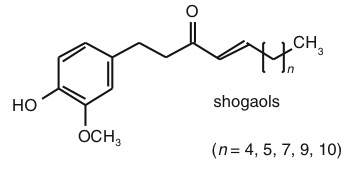 Shogaols