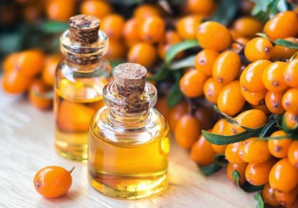 Sea buckthorn oil